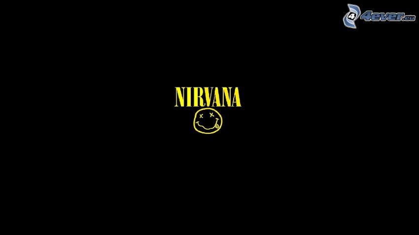 Nirvana, fondo negro