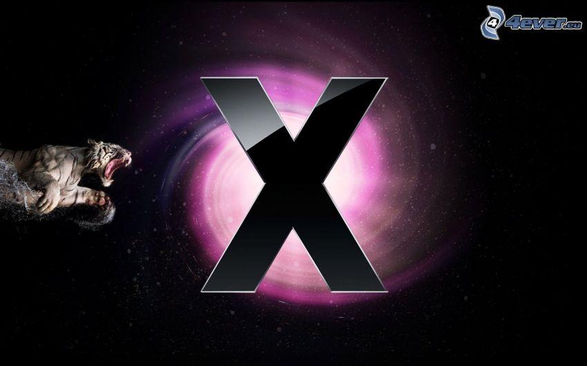OS-X, tigre