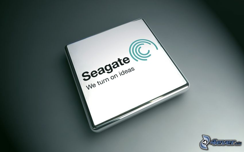 Seagate, We turn on ideas