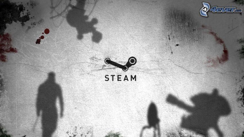 Steam, sombra