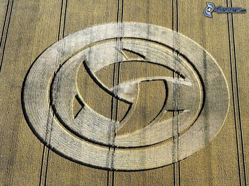 círculos en las cosechas