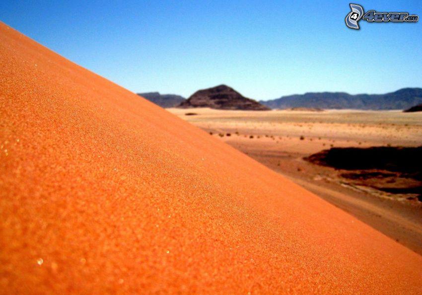 desierto, arena