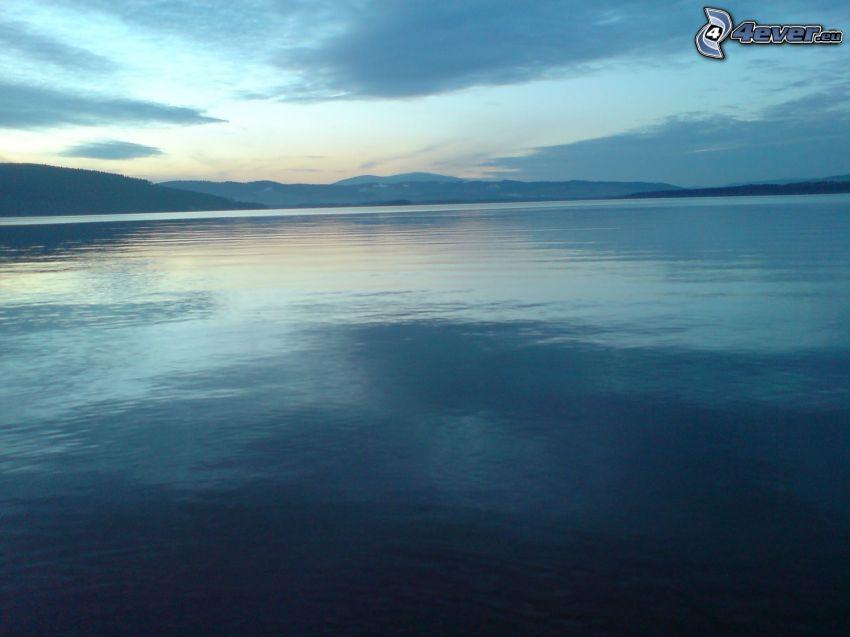 nivel de agua, presa, Orava