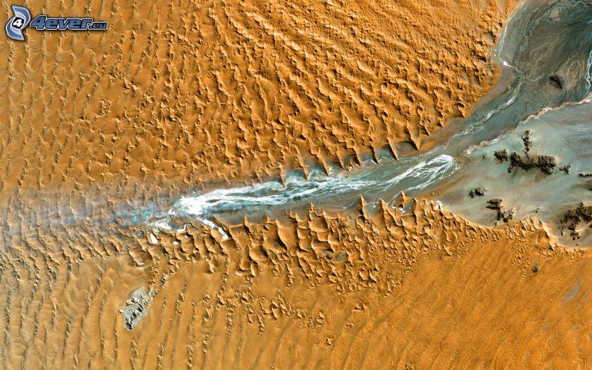 desierto, agua