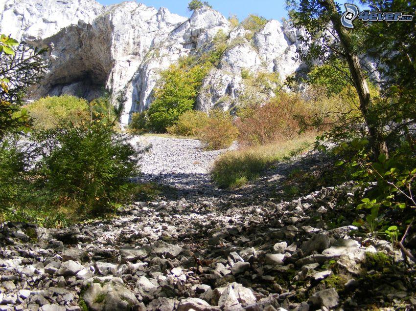 naturaleza, rocas
