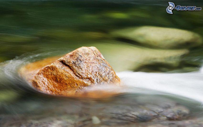 piedra, río