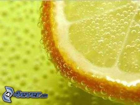 limón, burbujitas