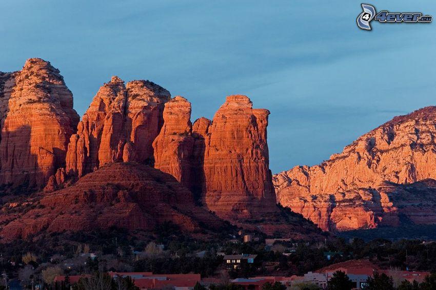 Sedona - Arizona, rocas