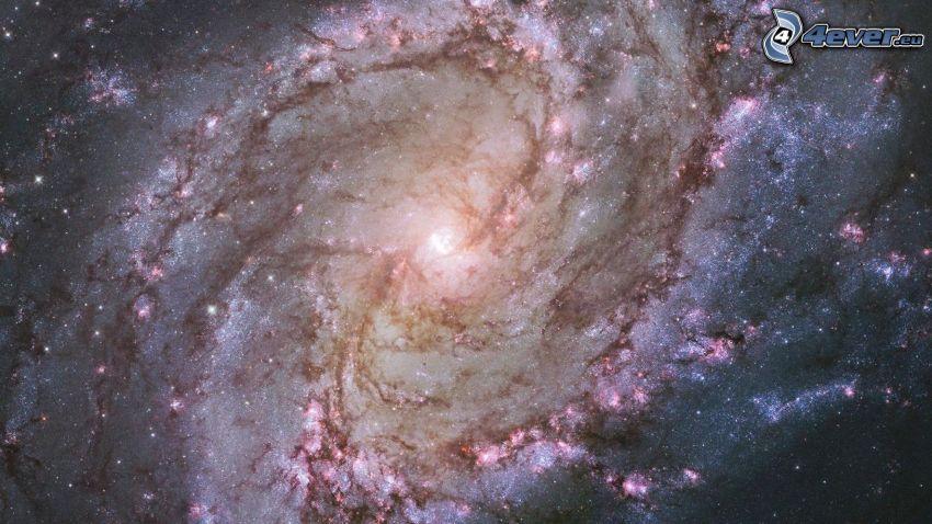 M83, galaxia espiral