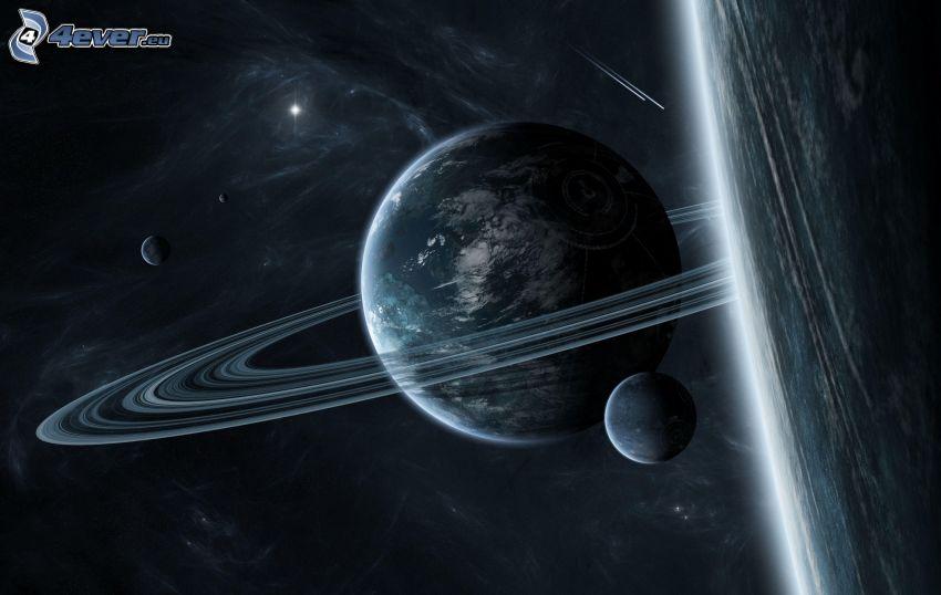 Planeta Tierra, planetas