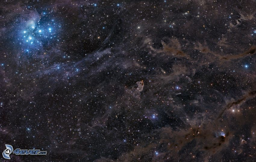 universo, estrellas, galaxia