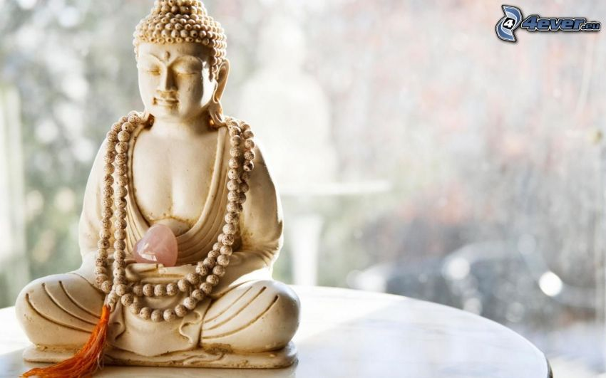 Buda, estatua