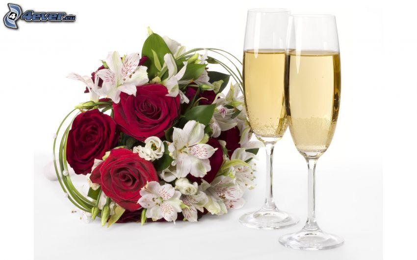 champán, ramo
