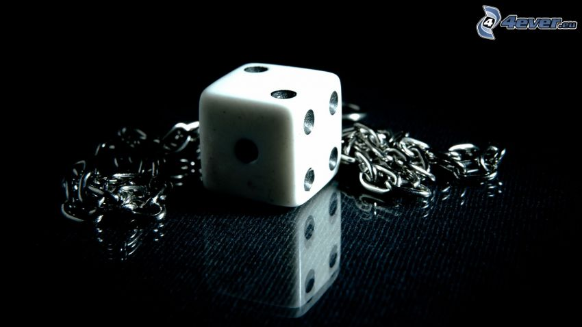 cubo, cadena