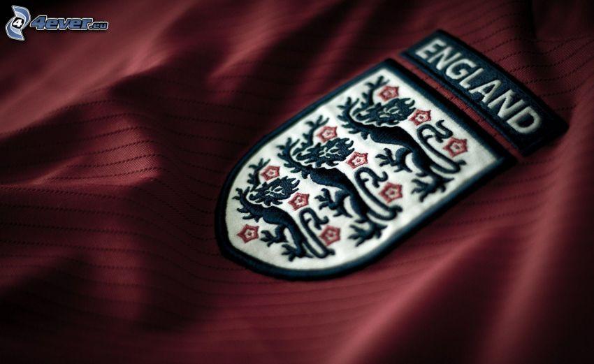 escudo de armas, Inglaterra, pegadura
