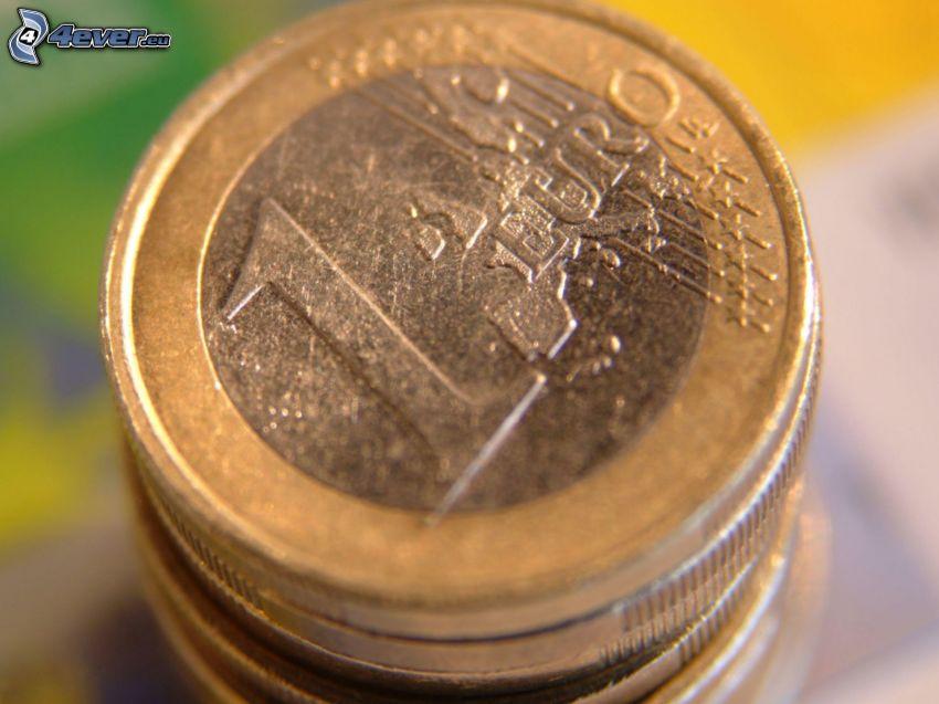 euro, moneda