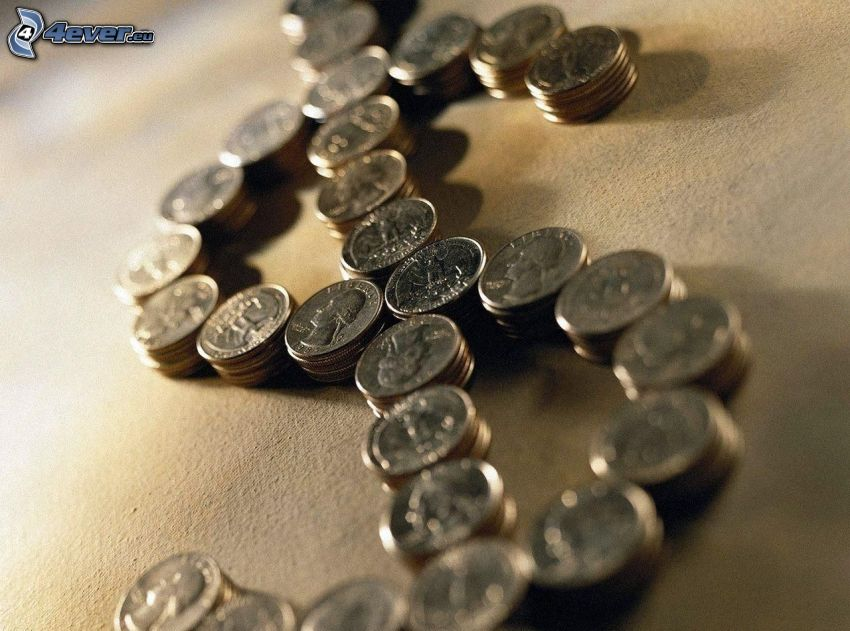 moneda, dólar