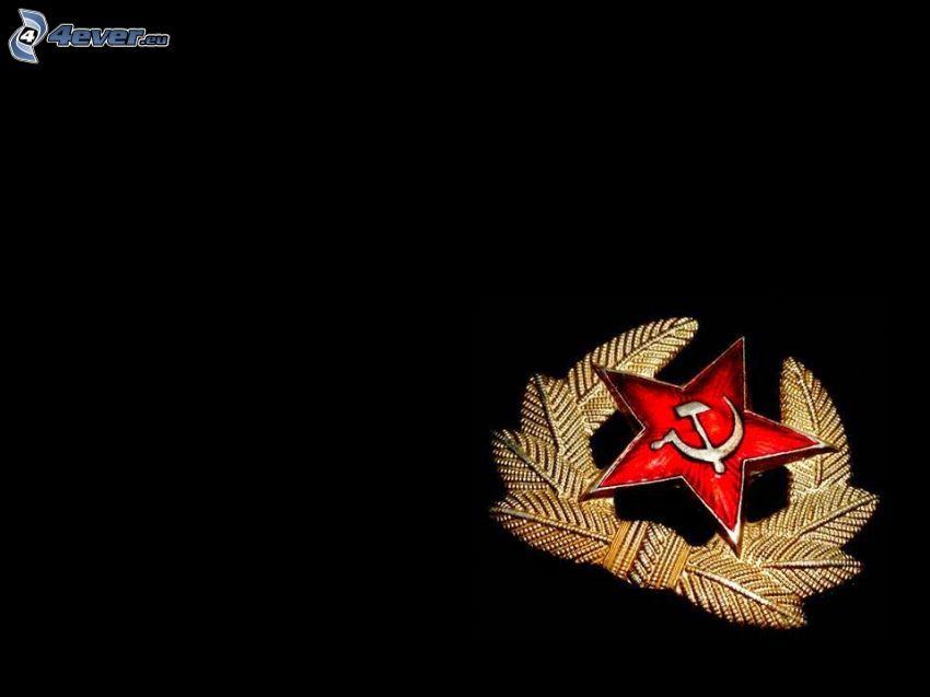 placa, estrella