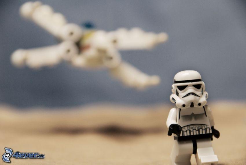 Stormtrooper, Lego