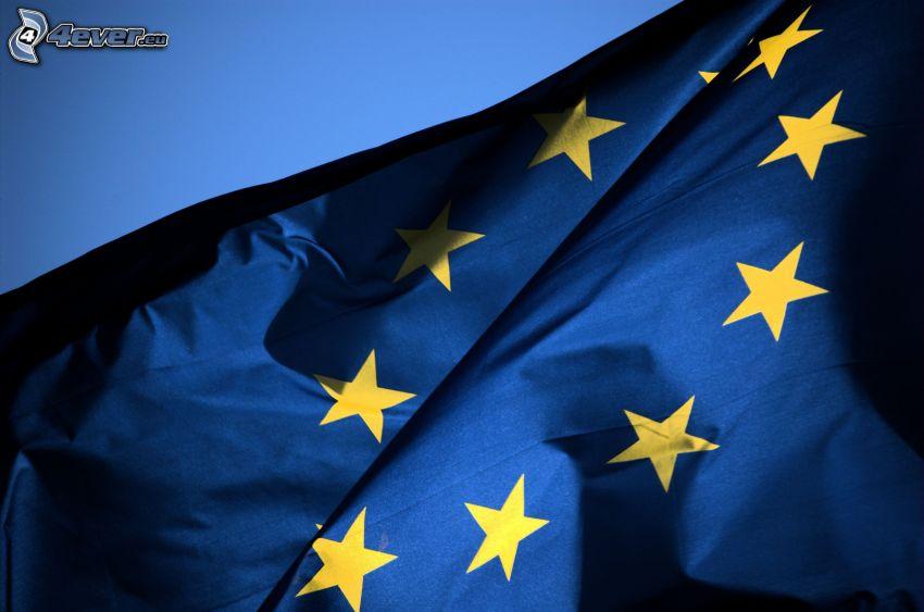 Unión Europea, bandera