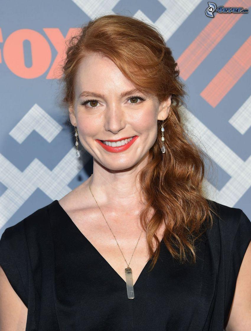 Alicia Witt, sonrisa