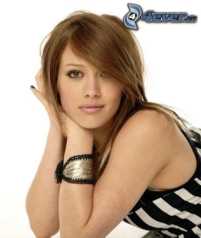 Hilary Duff, actriz, cantante