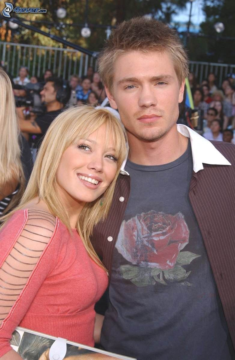 Hilary Duff, Chad Michael Murray