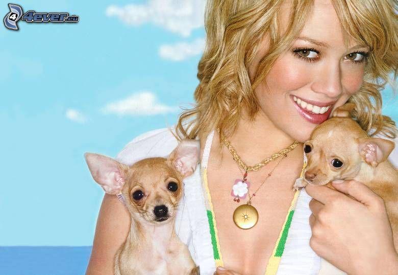 Hilary Duff, Sam
