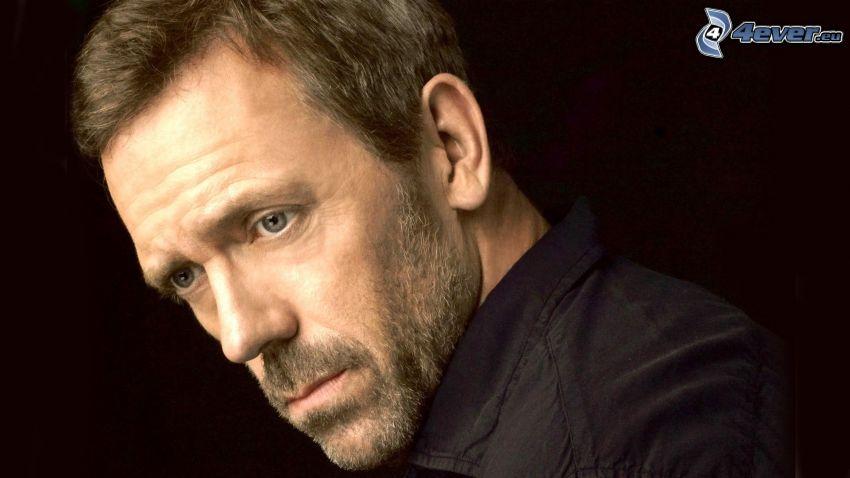 Hugh Laurie, mirada