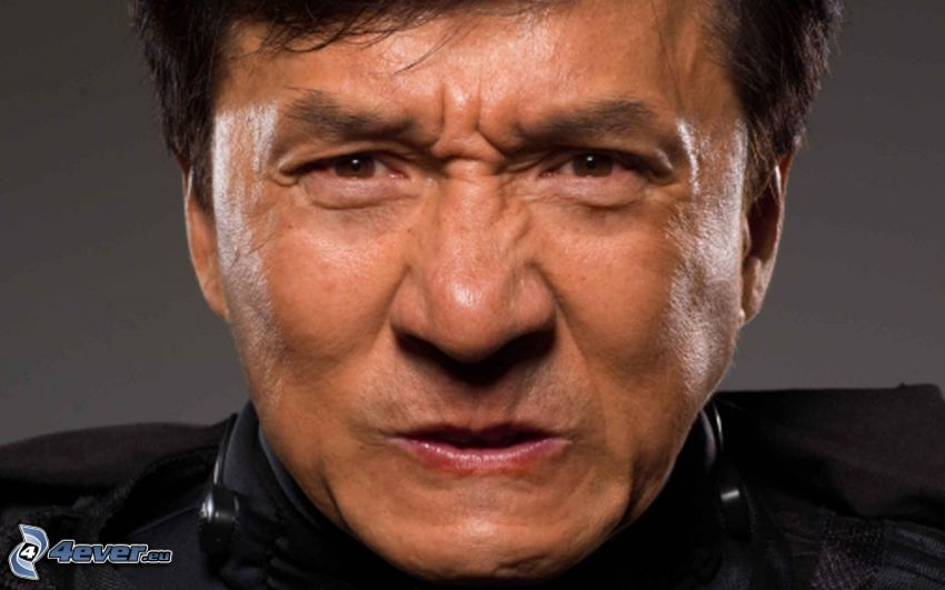 Jackie Chan, ira