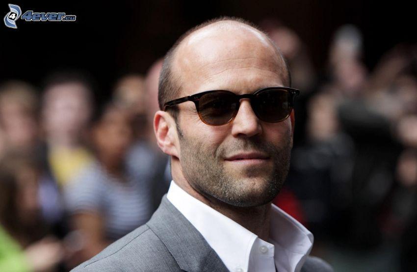 Jason Statham, gafas de sol