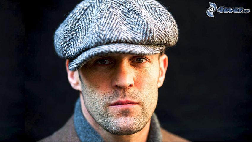 Jason Statham, gorro