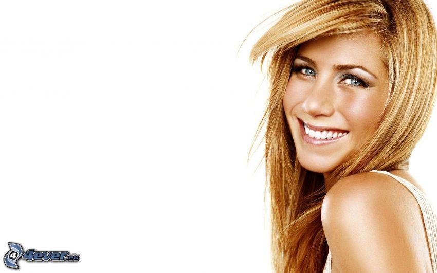 Jennifer Aniston, sonrisa
