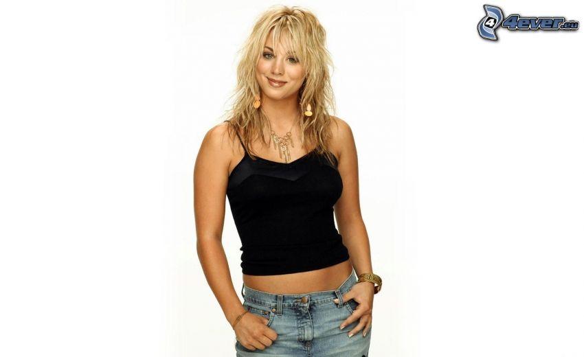 Kaley Cuoco, actriz
