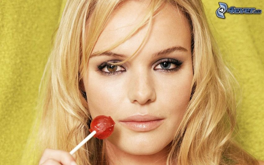 Kate Bosworth, chupachups