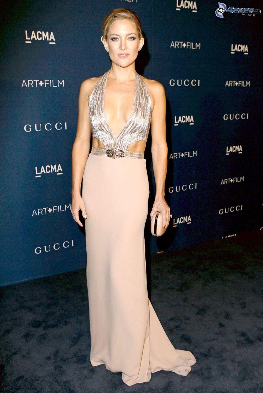 Kate Hudson, vestido