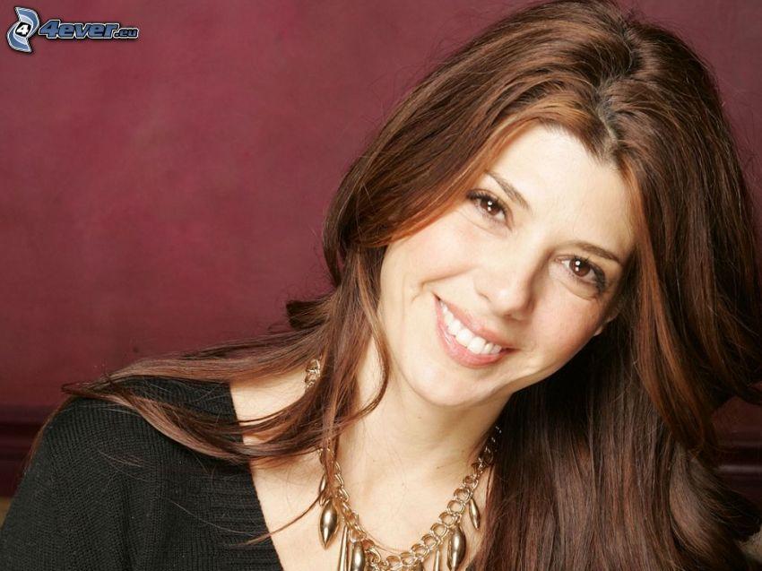 Marisa Tomei, sonrisa