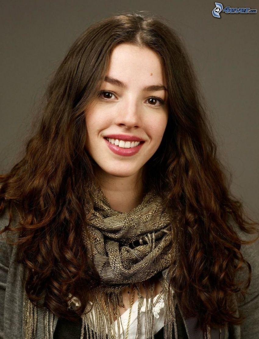 Olivia Thirlby, sonrisa