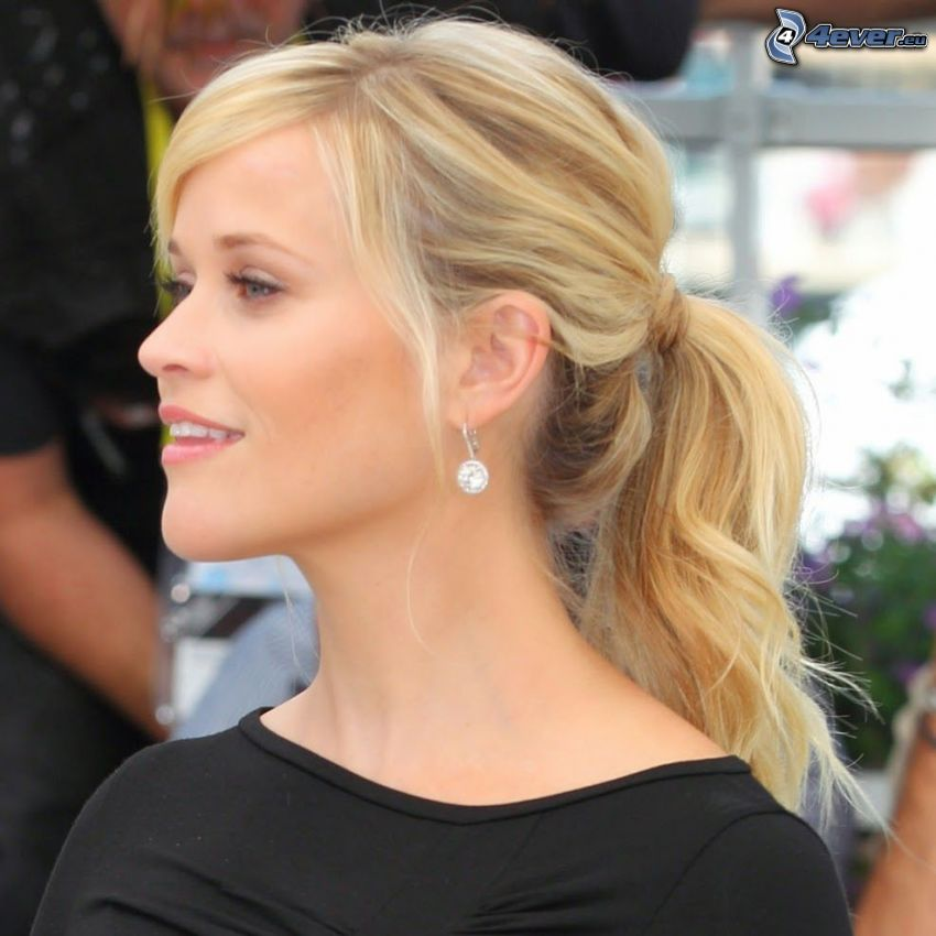 Reese Witherspoon, cola de caballo