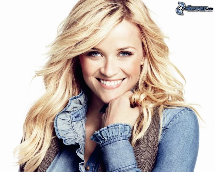 Reese Witherspoon, sonrisa