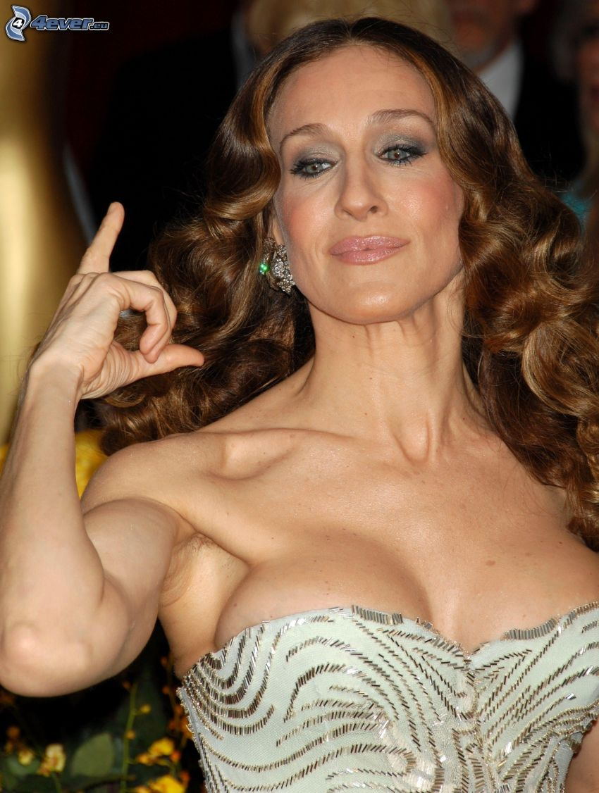 Sarah Jessica Parker, dedo