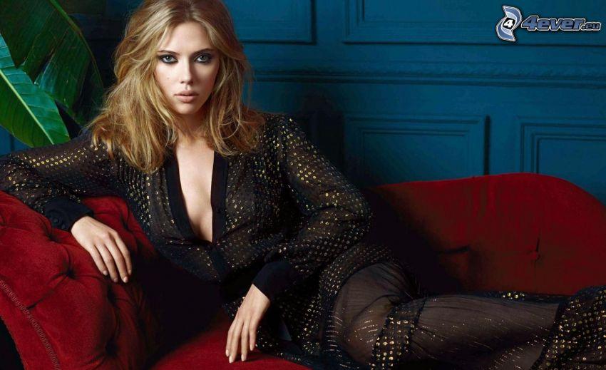 Scarlett Johansson, actriz