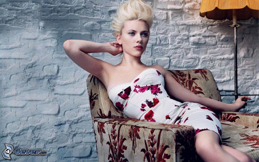 Scarlett Johansson, asiento