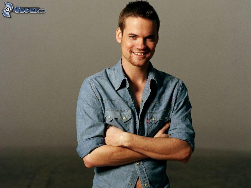 Shane West, sonrisa