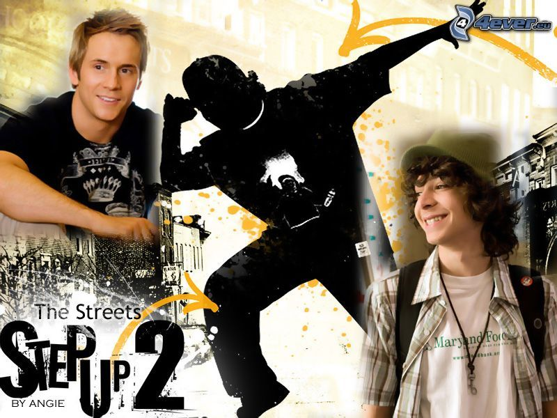 Step Up, The Streets, musical, Robert Hoffman