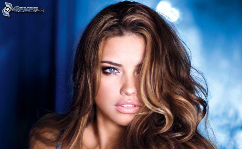 Adriana Lima, modelo