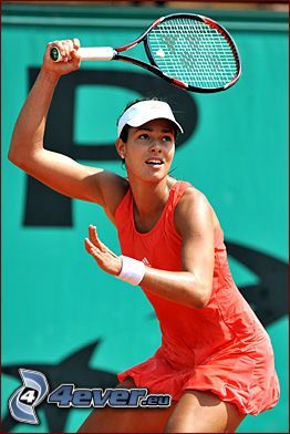 Ana Ivanovic, Roland Garros, tenis