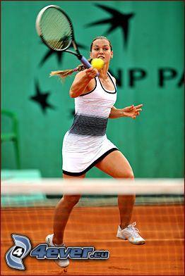 Dominika Cibulková, jugadora de tenis