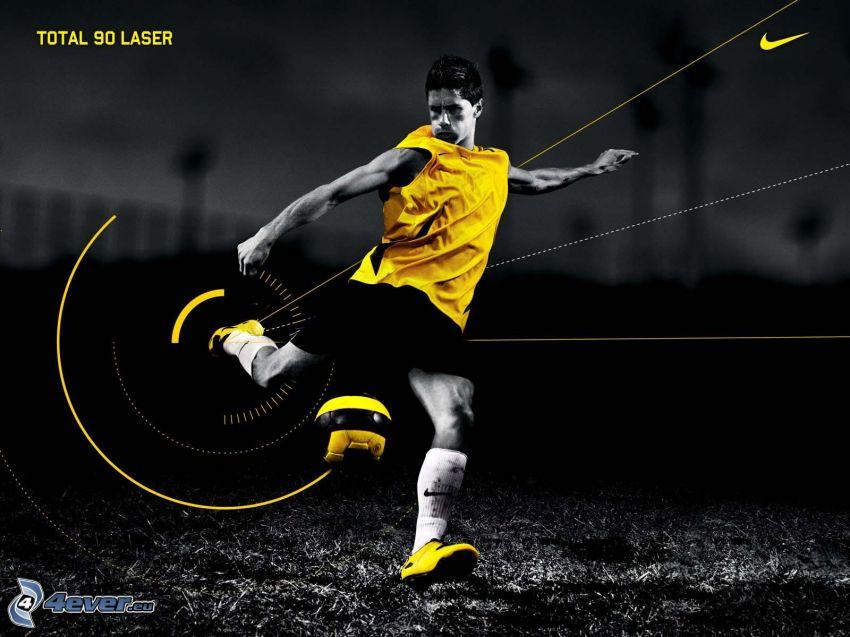 Fernando Torres, fútbol, jugador, bola