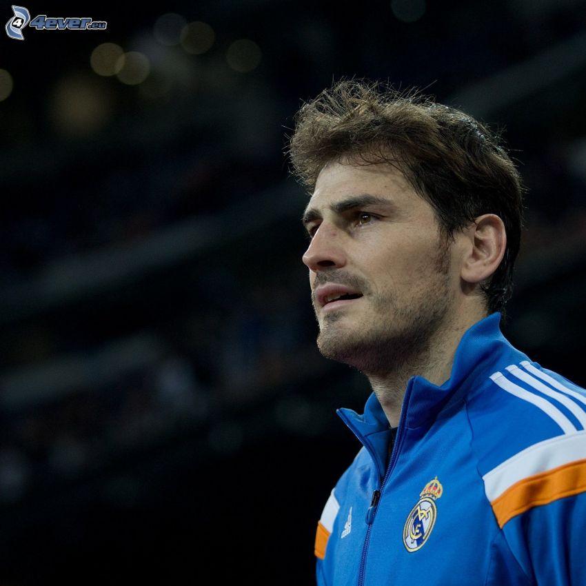 Iker Casillas, futbolista